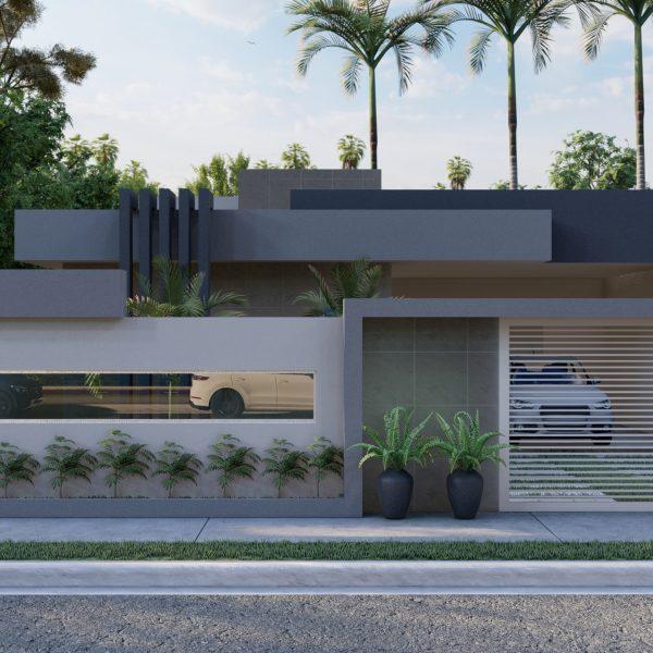 Casa Térrea – Setor Garavelo